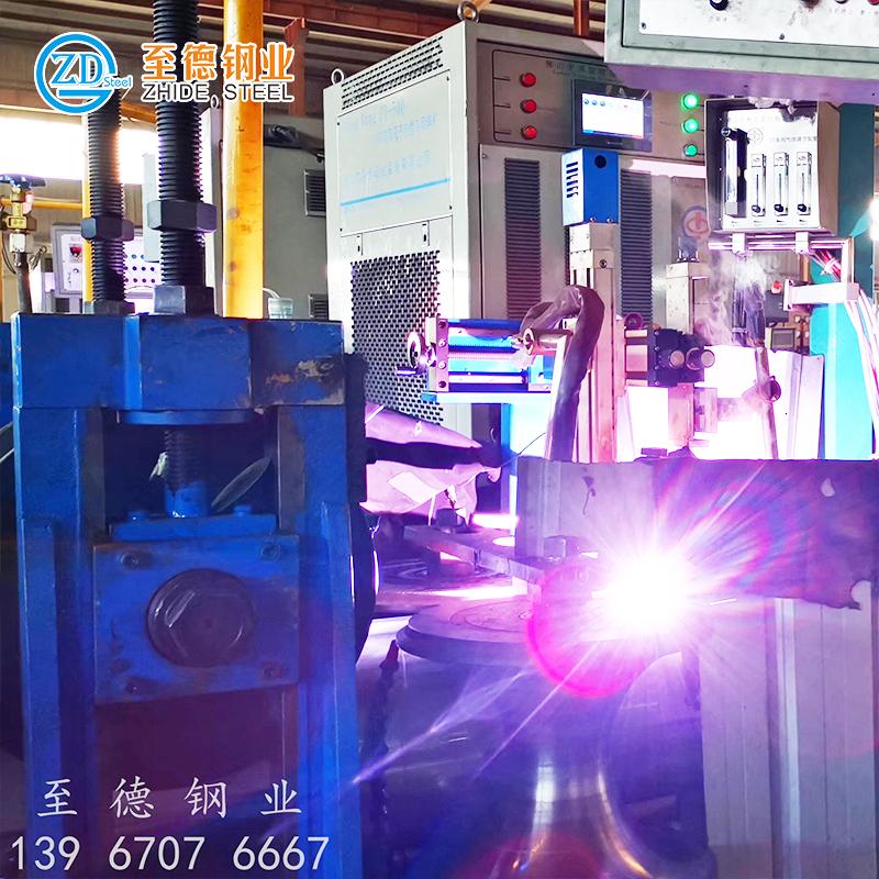 自动焊接机组